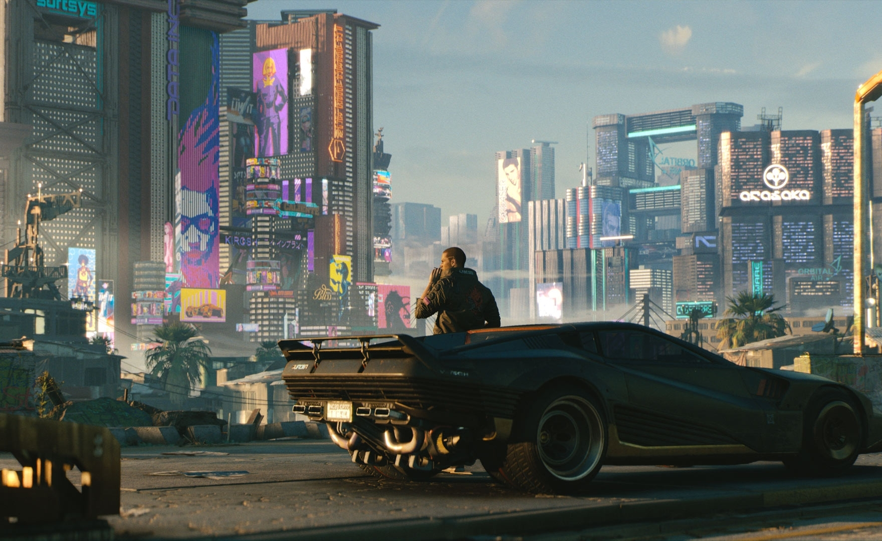 Cyberpunk 2077, l'aggiornamento più grande di sempre è in arrivo