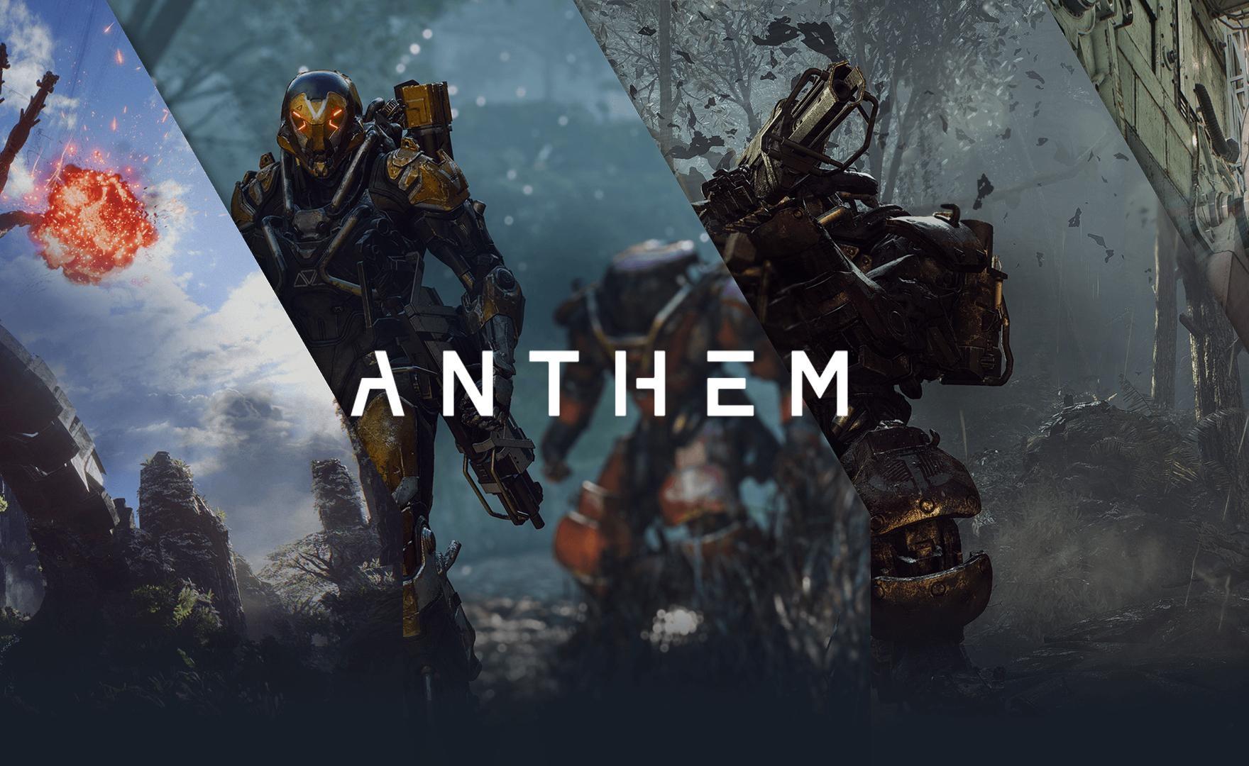 Anthem: EA ammette che il gioco non funziona, ma non si arrende