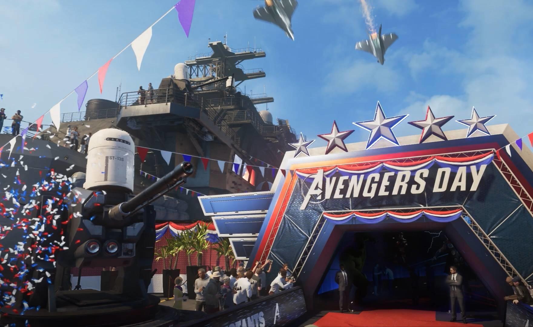 Marvel's Avengers: se volete le Skin dell'MCU dovrete pagarle