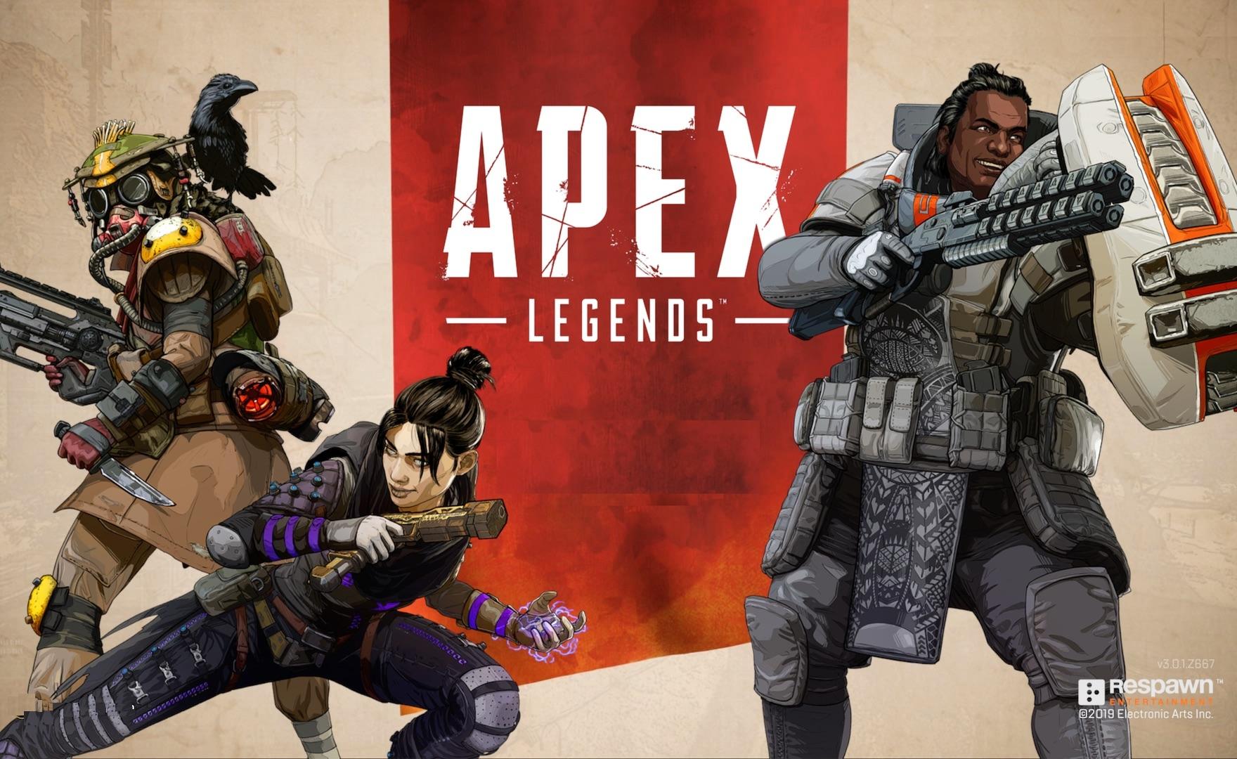 Apex Legends: al via la Stagione 8, data e dettagli