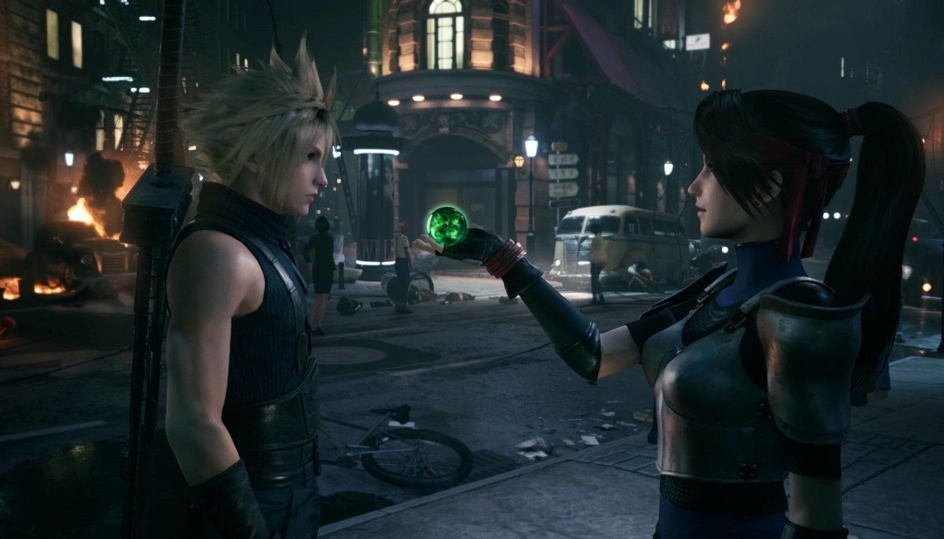 Final Fantasy 7 Remake Intergrade, i DLC di PS4 sono gratuiti su PS5