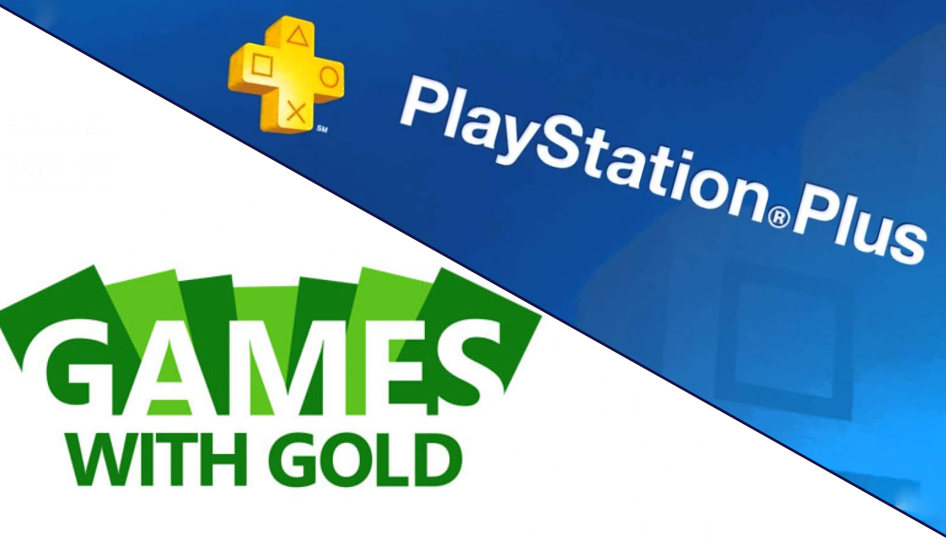 PlayStation Plus vs Games With Gold agosto 2019