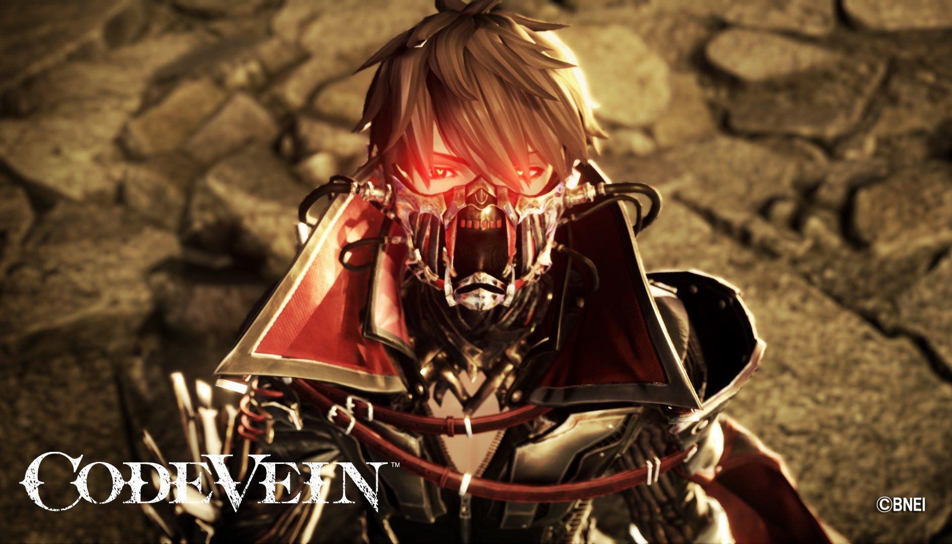 Code Vein: un trailer mostra il boss Despota Insaziabile