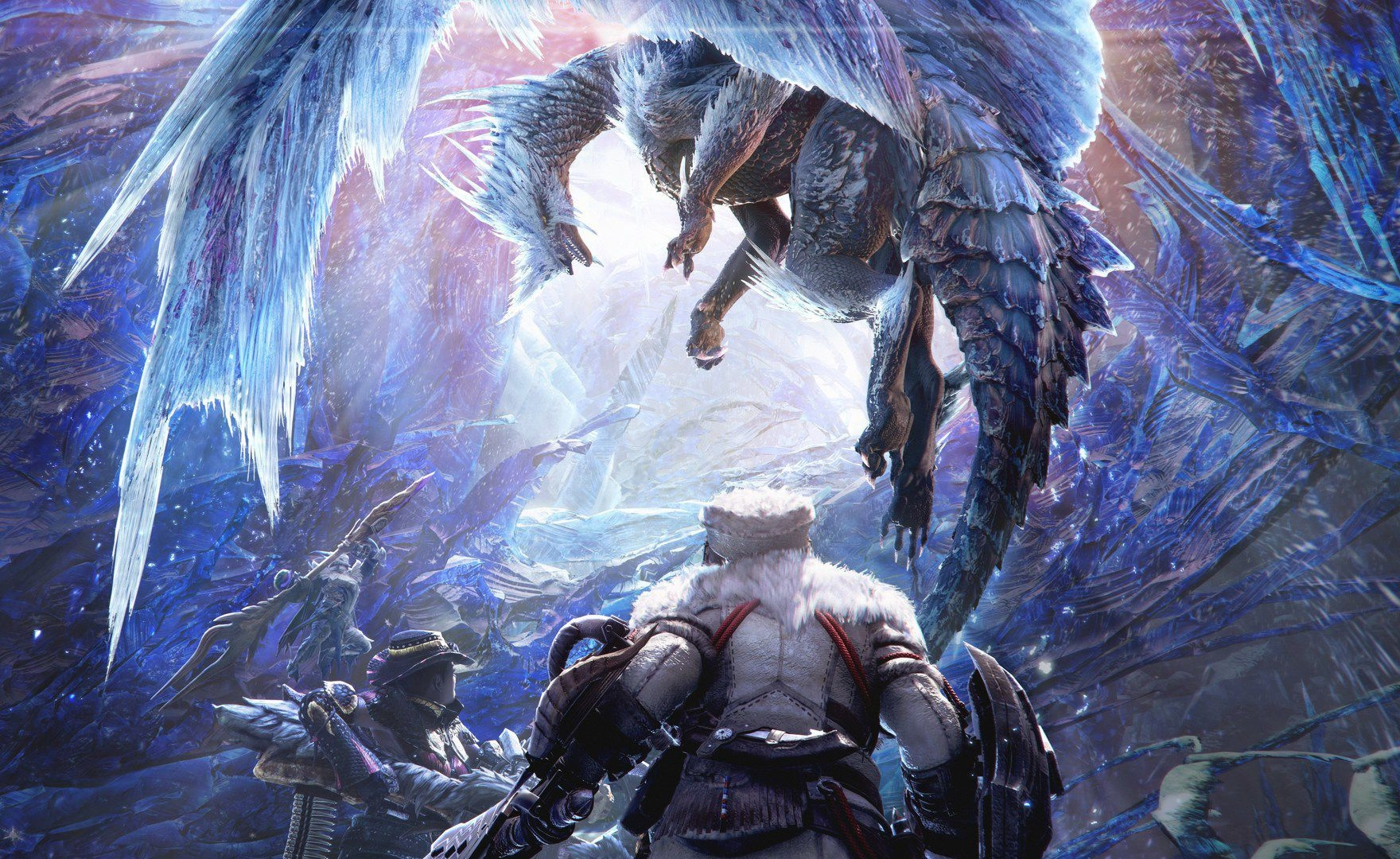 Monster Hunter World Iceborne: Guida al Barioth