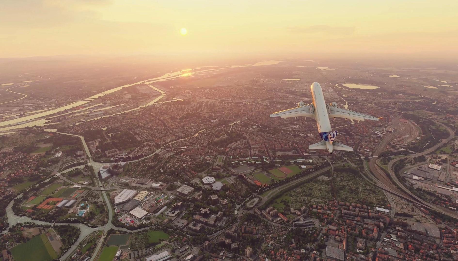 Microsoft Flight Simulator: prossimo update dedicato al Regno Unito