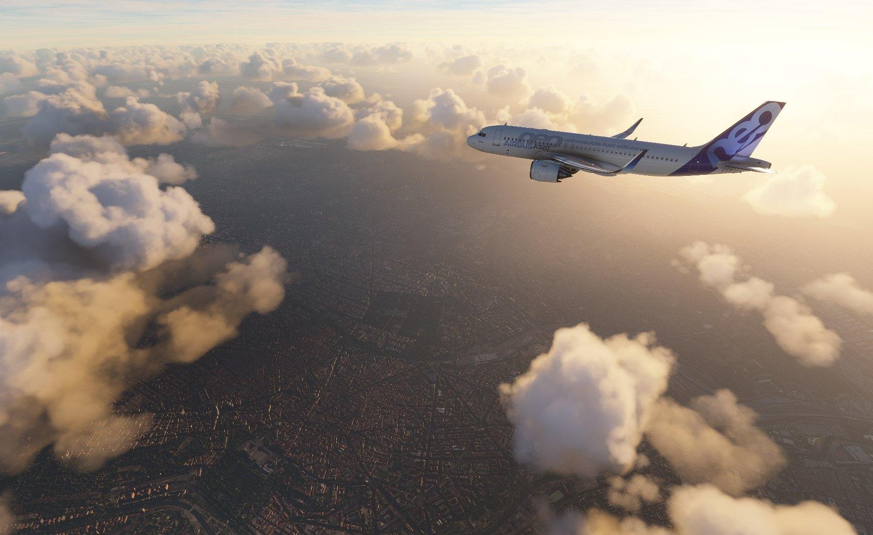 Microsoft Flight Simulator registra oltre 2 milioni di giocatori