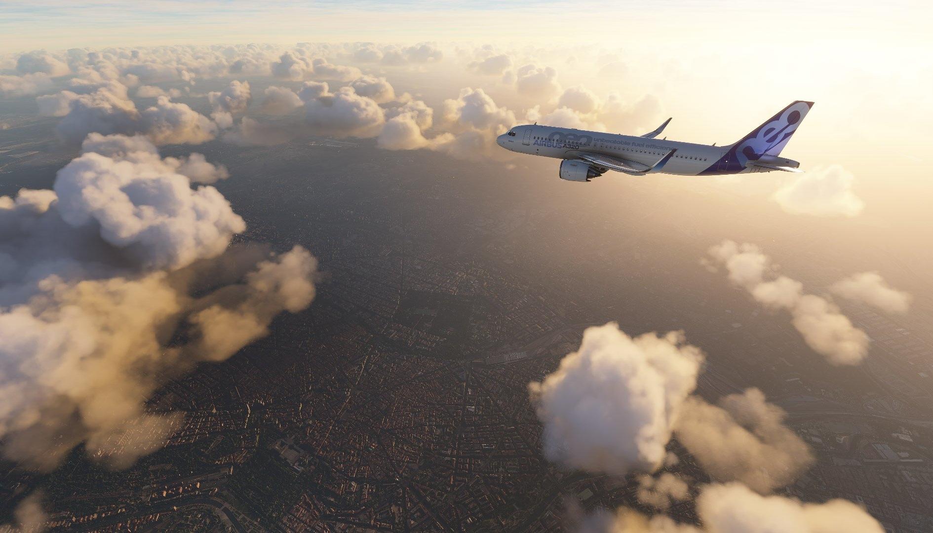 Microsoft Flight Simulator: rinviato update Regno Unito