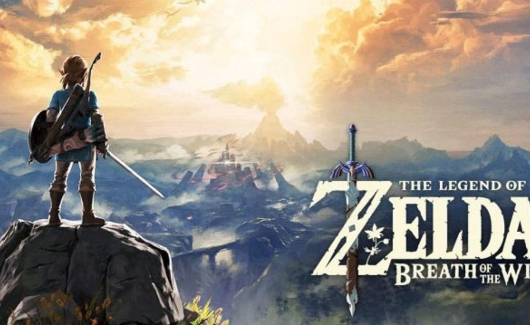The Legend of Zelda: Breah of the Wild, i salvataggi modificati valgono l'arresto