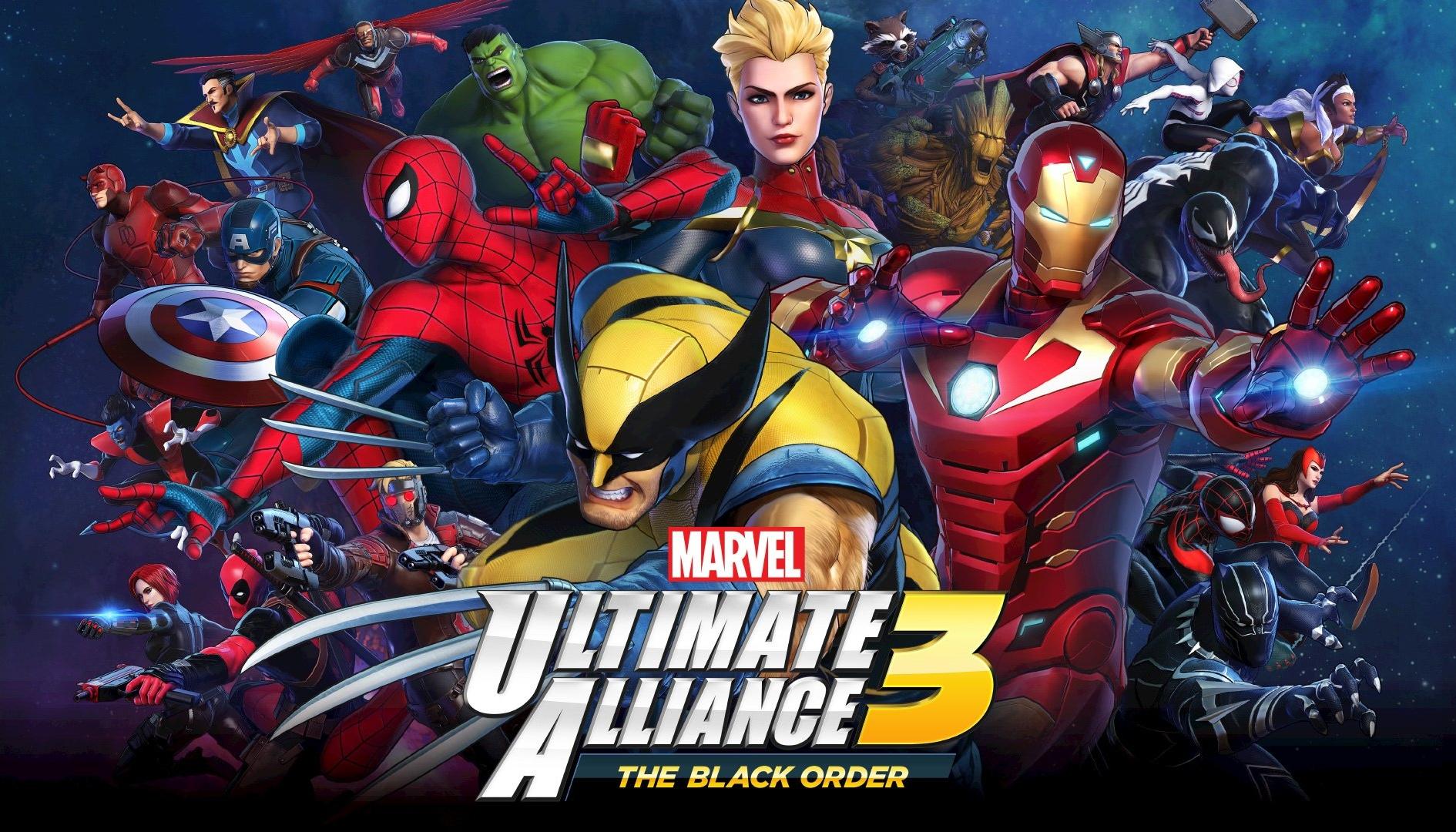 Marvel Ultimate Alliance 3: il prossimo DLC arriverà durante il mese di Marzo