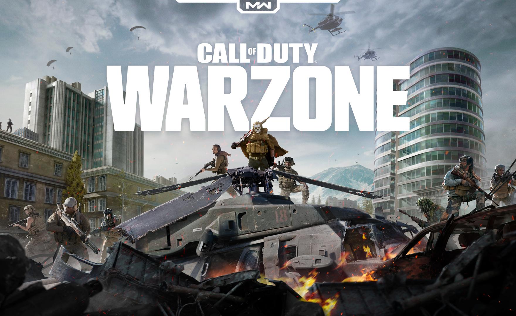 Call of Duty Warzone: la battle royale si sposta sui Monti Urali?