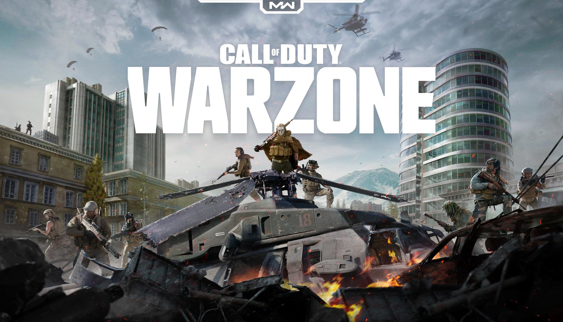 Call of Duty Warzone: come entrare nello stadio grazie a un glitch