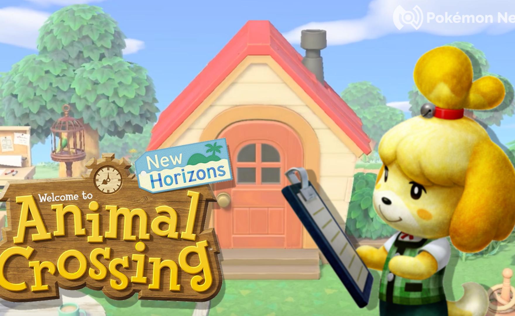 Animal Crossing New Horizons, finalmente arriva il trasferimento dati