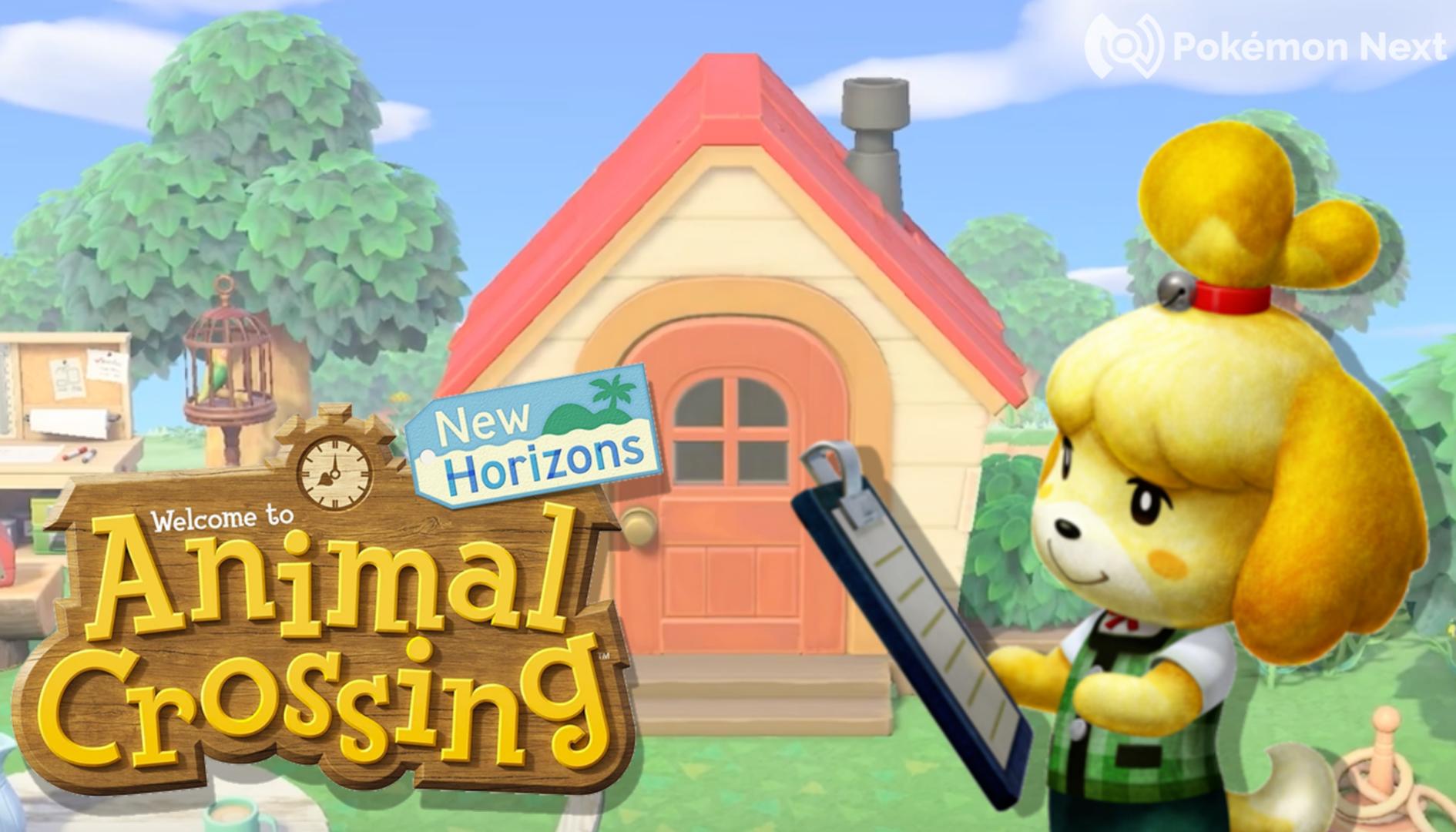 Animal Crossing New Horizons: in arrivo una nuova ondata di aggiornamenti