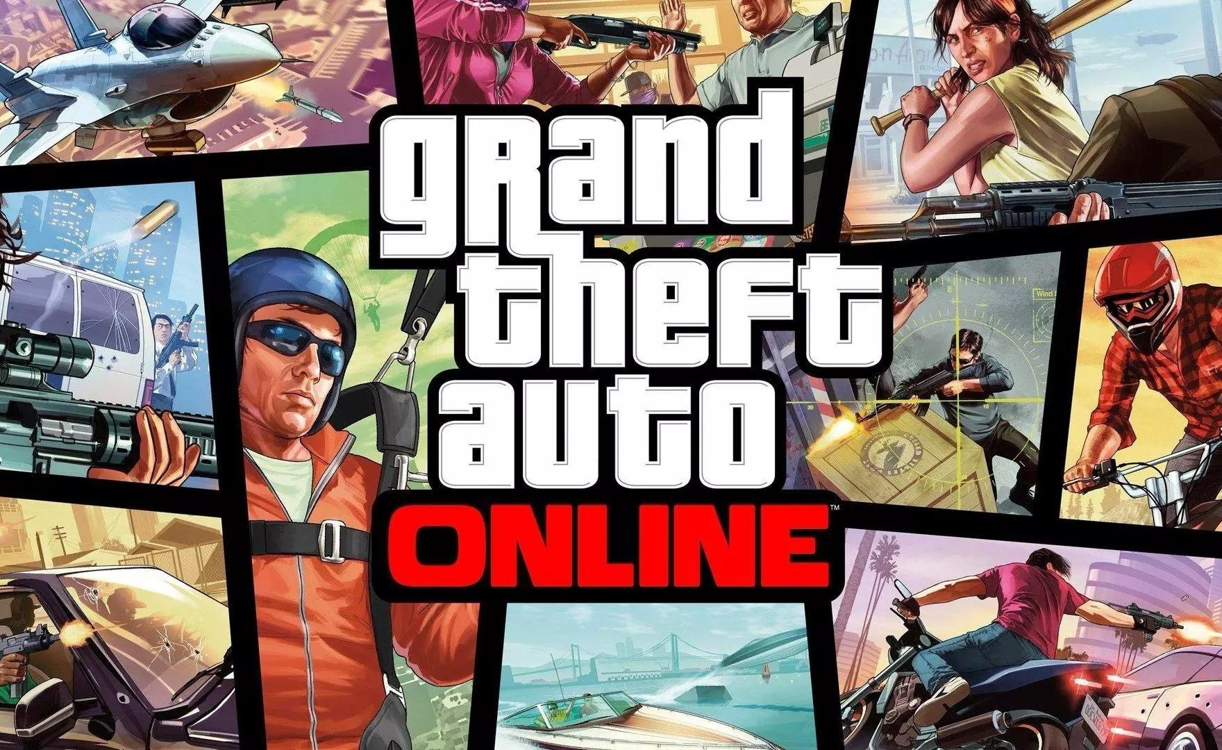 GTA 5 Online: fan abbassa drasticamente i tempi di caricamento