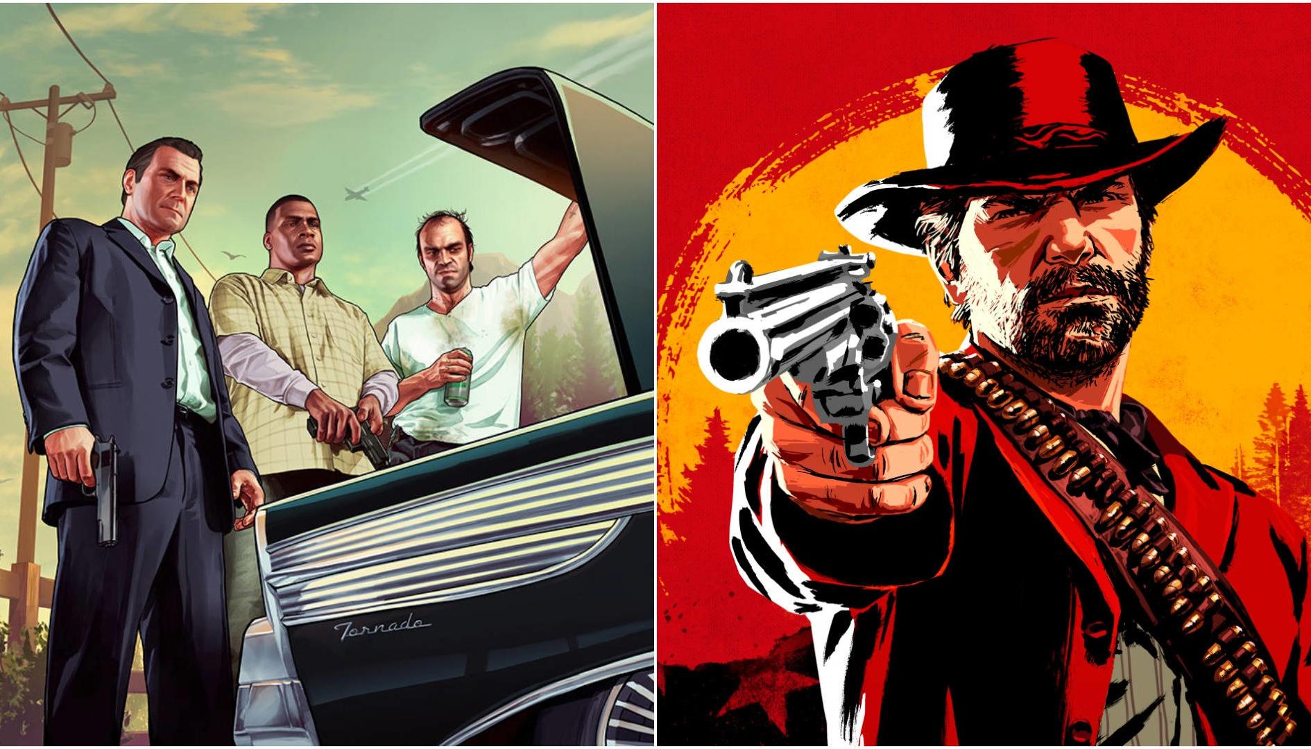 Coronavirus, GTA Online e Red Dead Online doneranno il 5% degli incassi