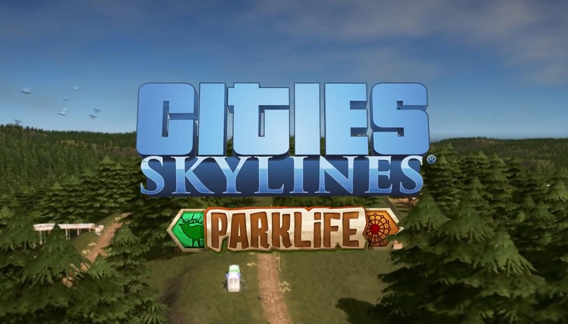 Giochi gratis PC: Cities Skylines Parklife è disponibile gratuitamente