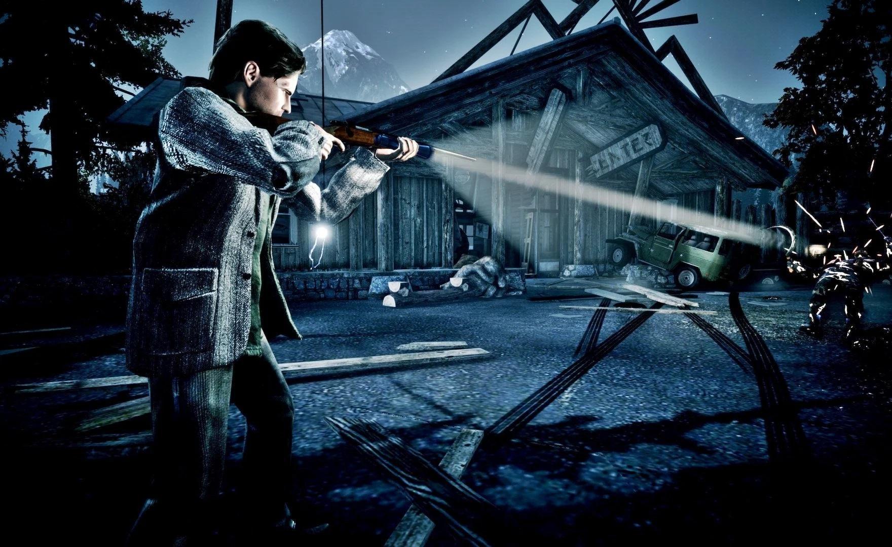 Alan Wake Remastered, svelato il peso e data del pre-load su PS5