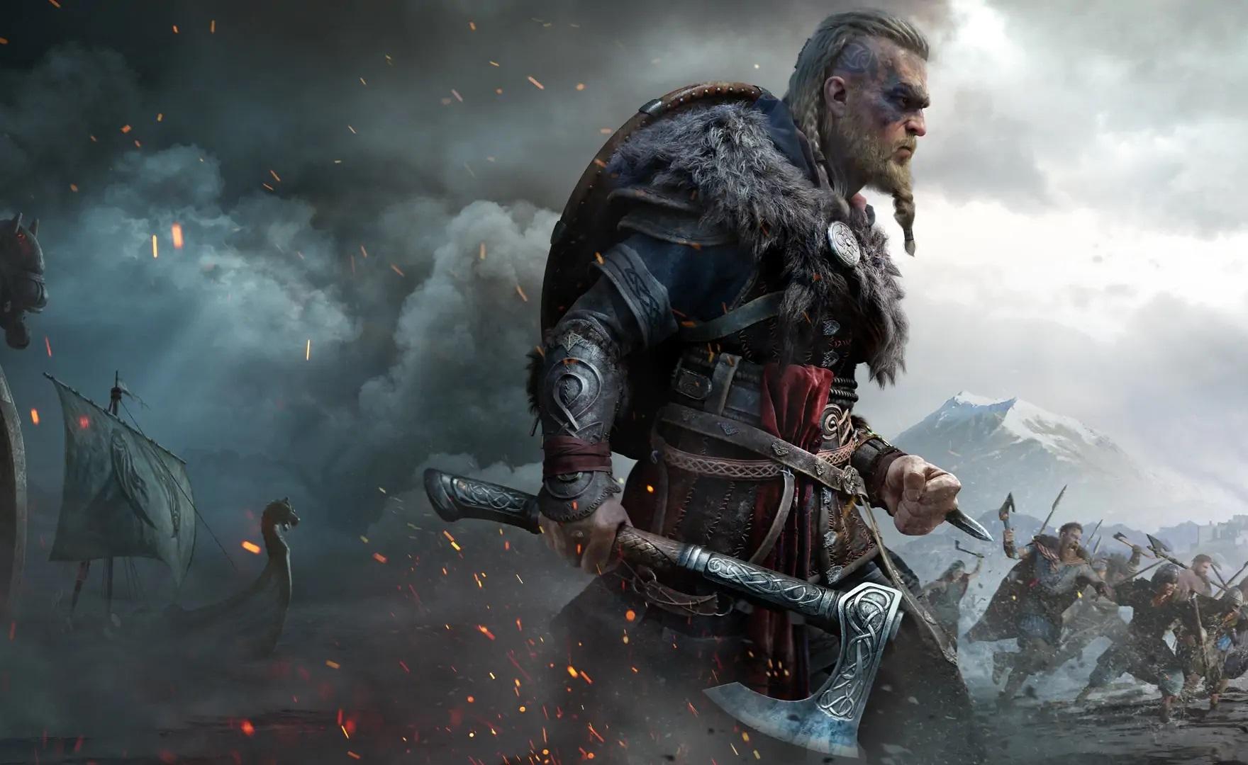 Assassin's Creed Valhalla è un successo, miglior lancio della serie