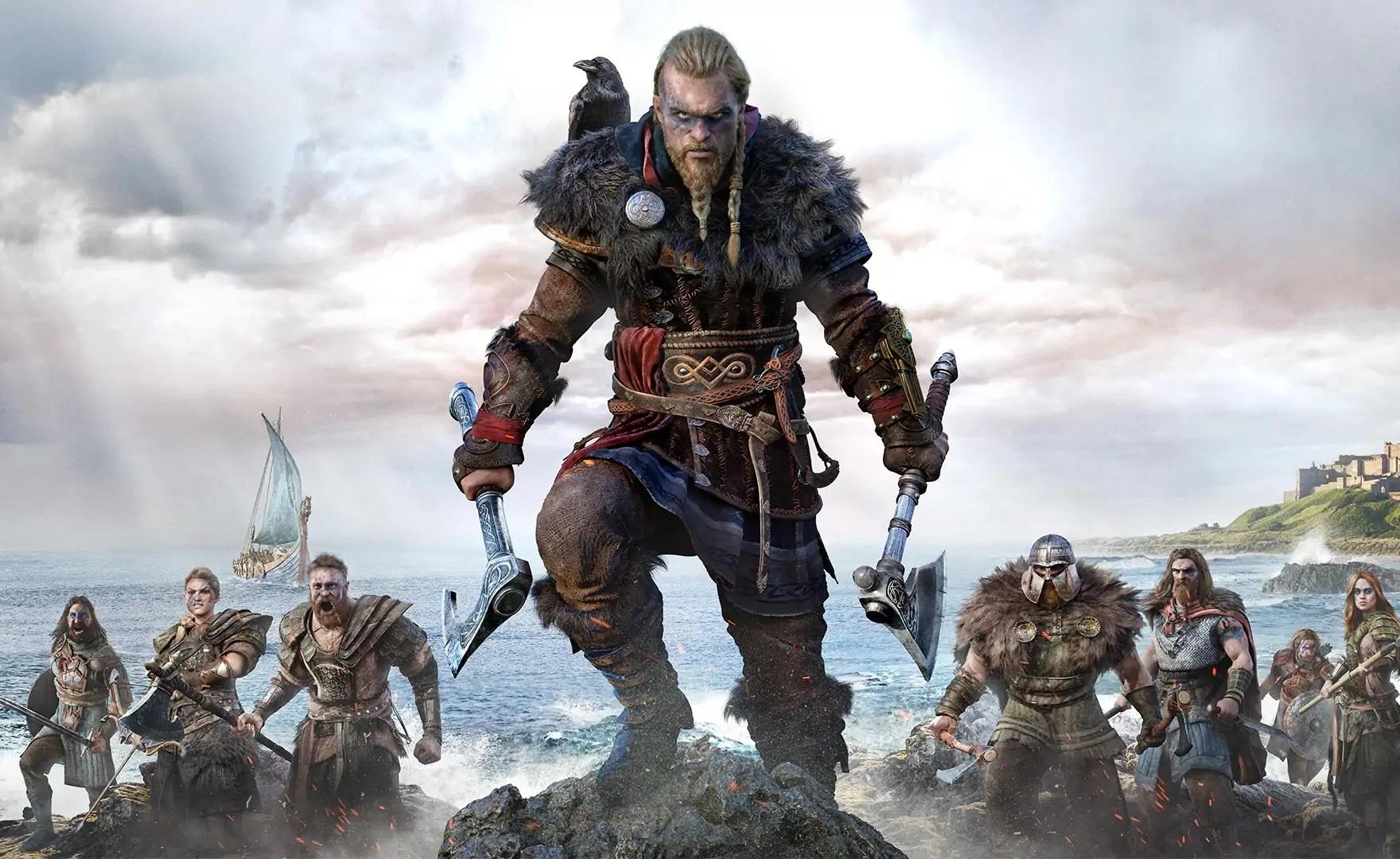 Assassin's Creed Valhalla è pronto! Il gioco entra in fase gold