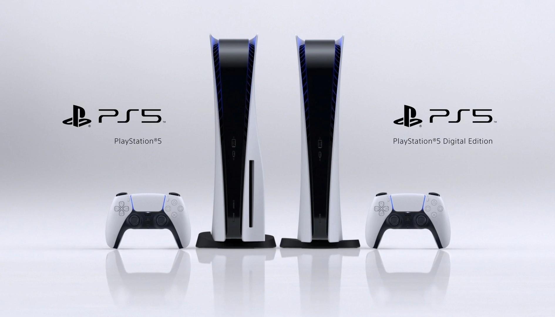 PS5: il design viene riprogettato da un designer italiano