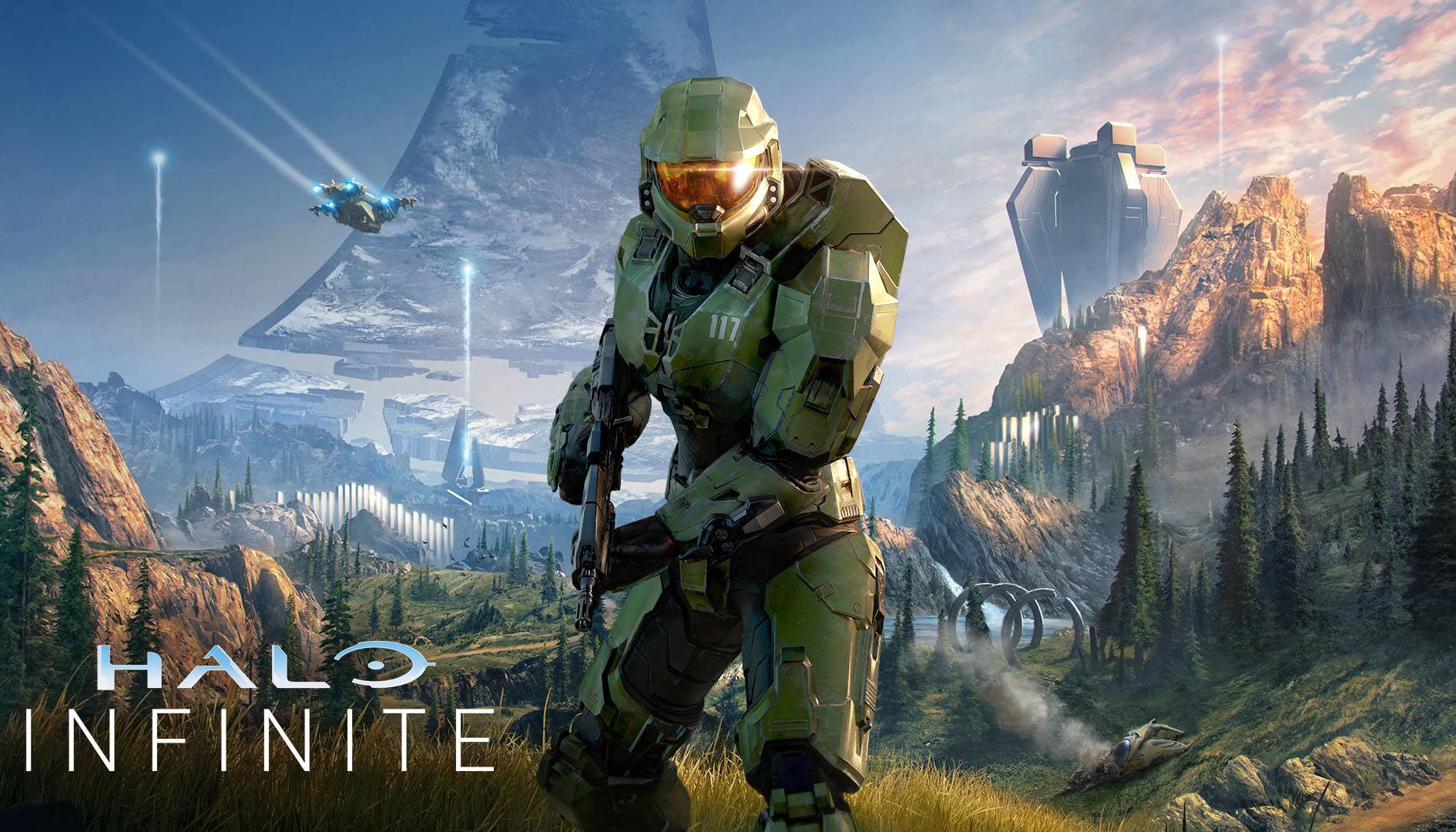 Halo Infinite: alcuni DLC si troveranno negli energy drink