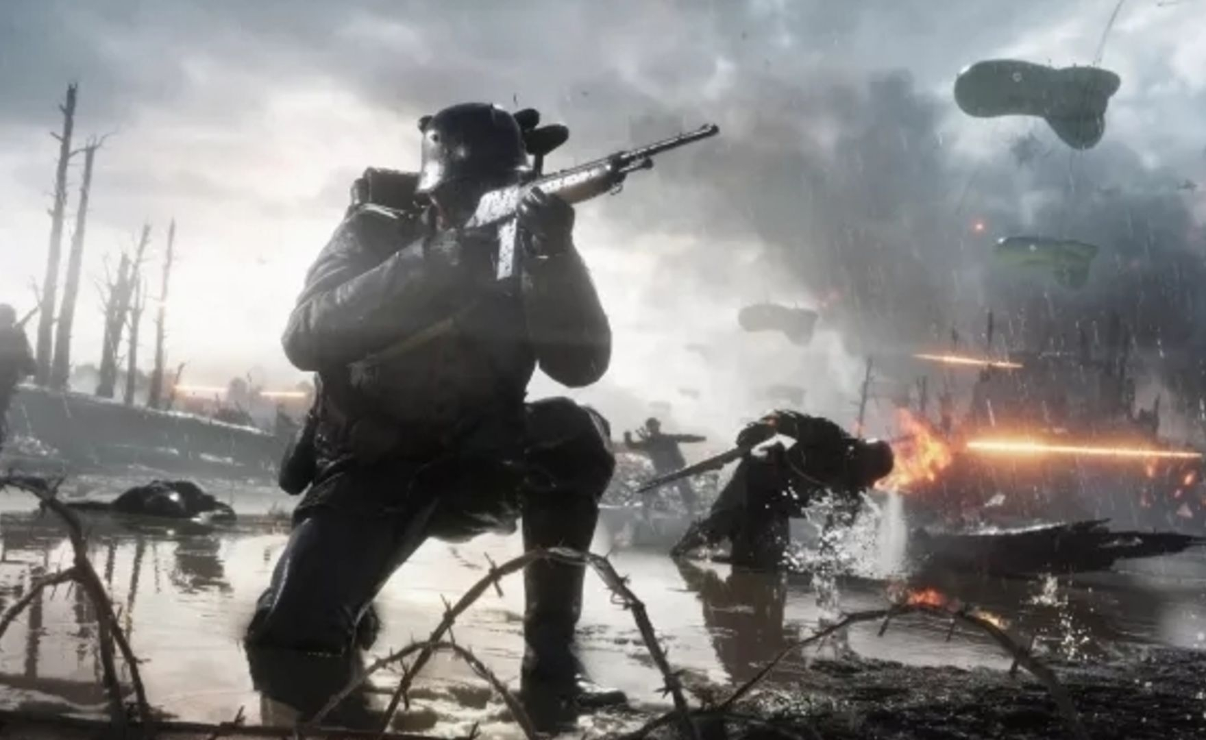 Battlefield 6, l'ex capo di Call of Duty entra in Electronic Arts