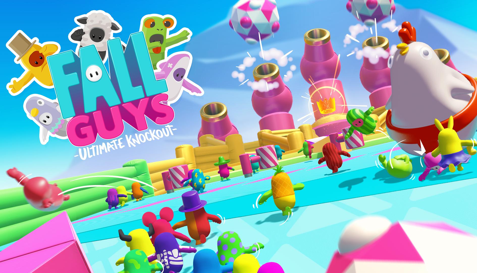 Fall Guys è un successo clamoroso: è record su Steam