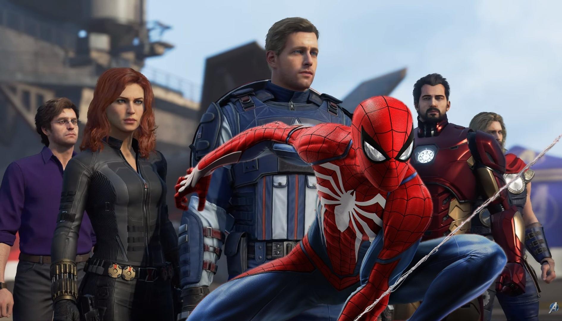 Marvel's Avengers, i motivi dietro l'esclusiva di Spider-Man su PlayStation
