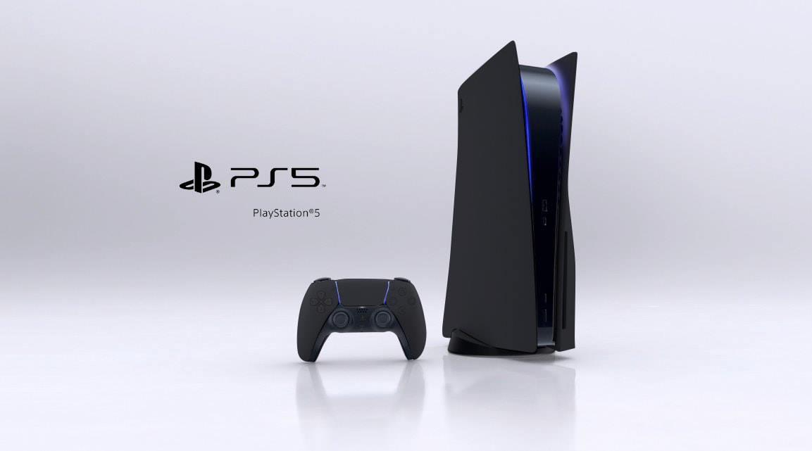 PS5 si veste di nero (e non solo): ecco le cover in vendita