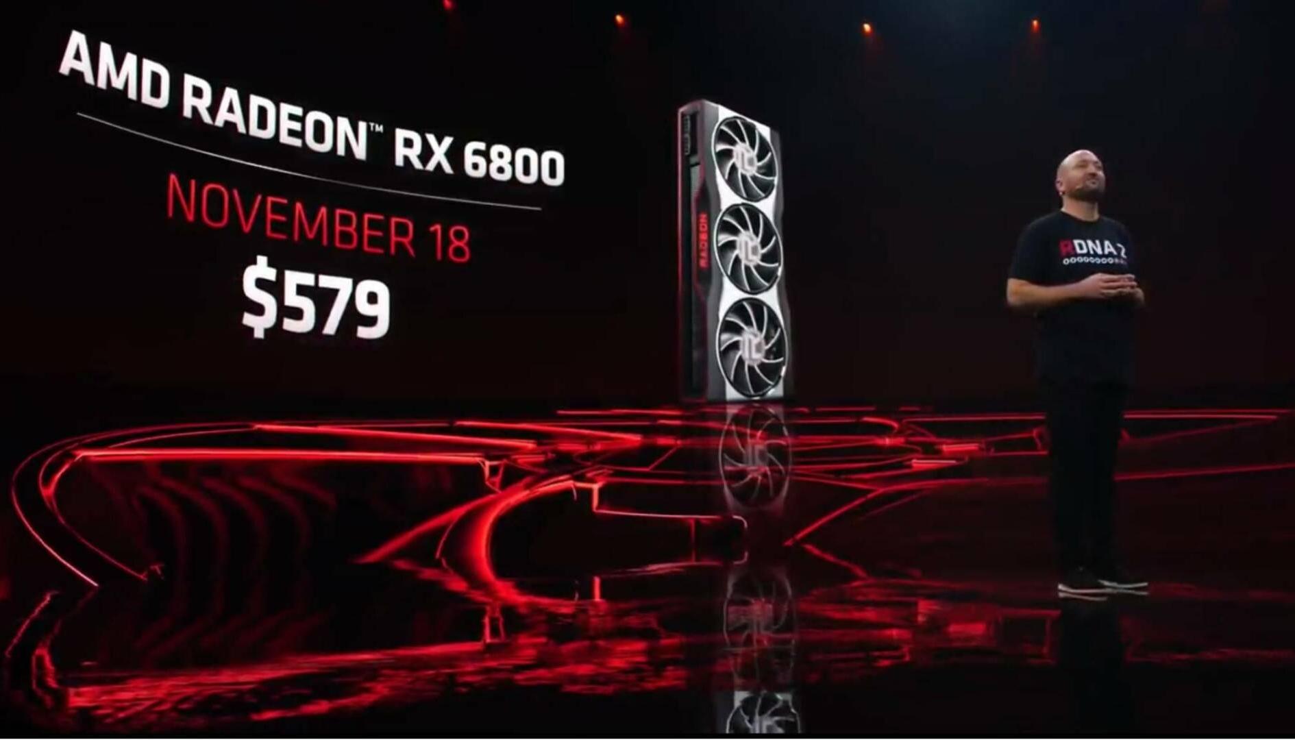 La Radeon RX 6800 sarà il sogno dei miner?