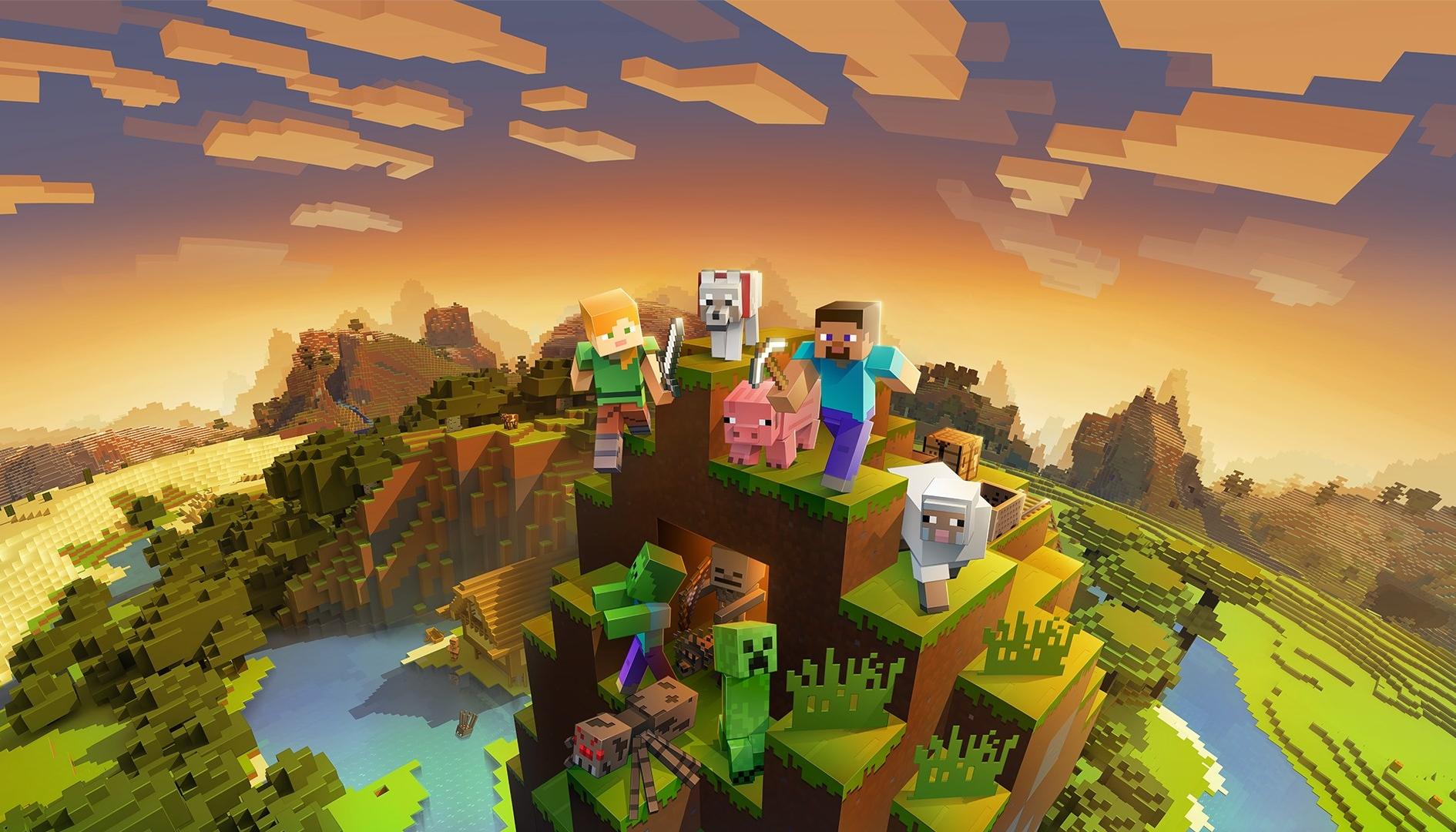 Minecraft: questa mod in 4K con Ray Tracing vi lascerà senza fiato