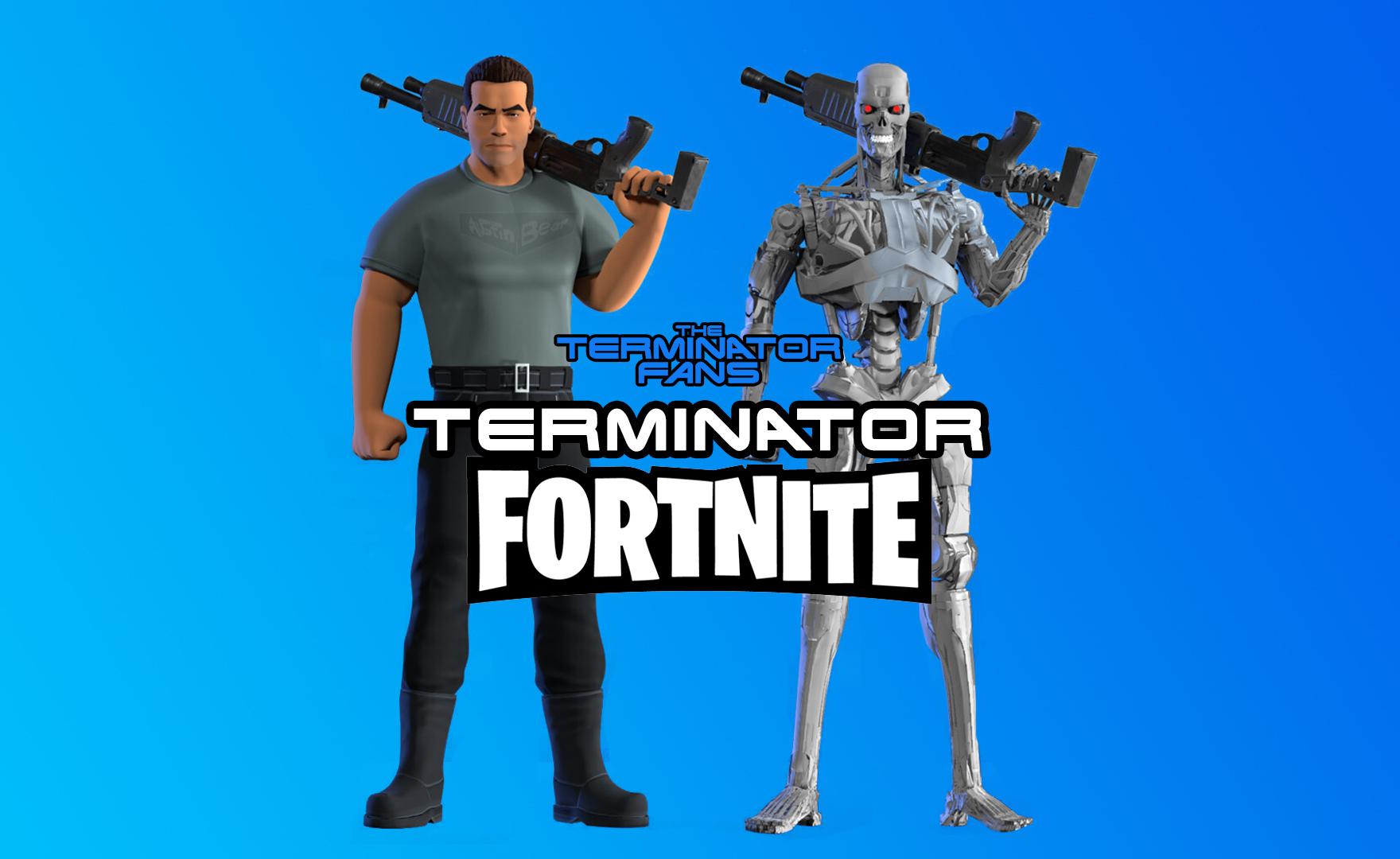 Fortnite: Terminator sta per arrivare nel Battle Royale?