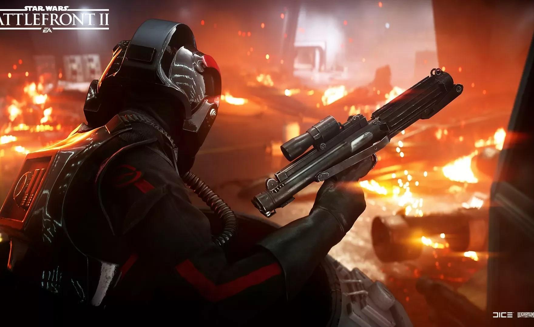 Epic regala Star Wars Battlefront 2
