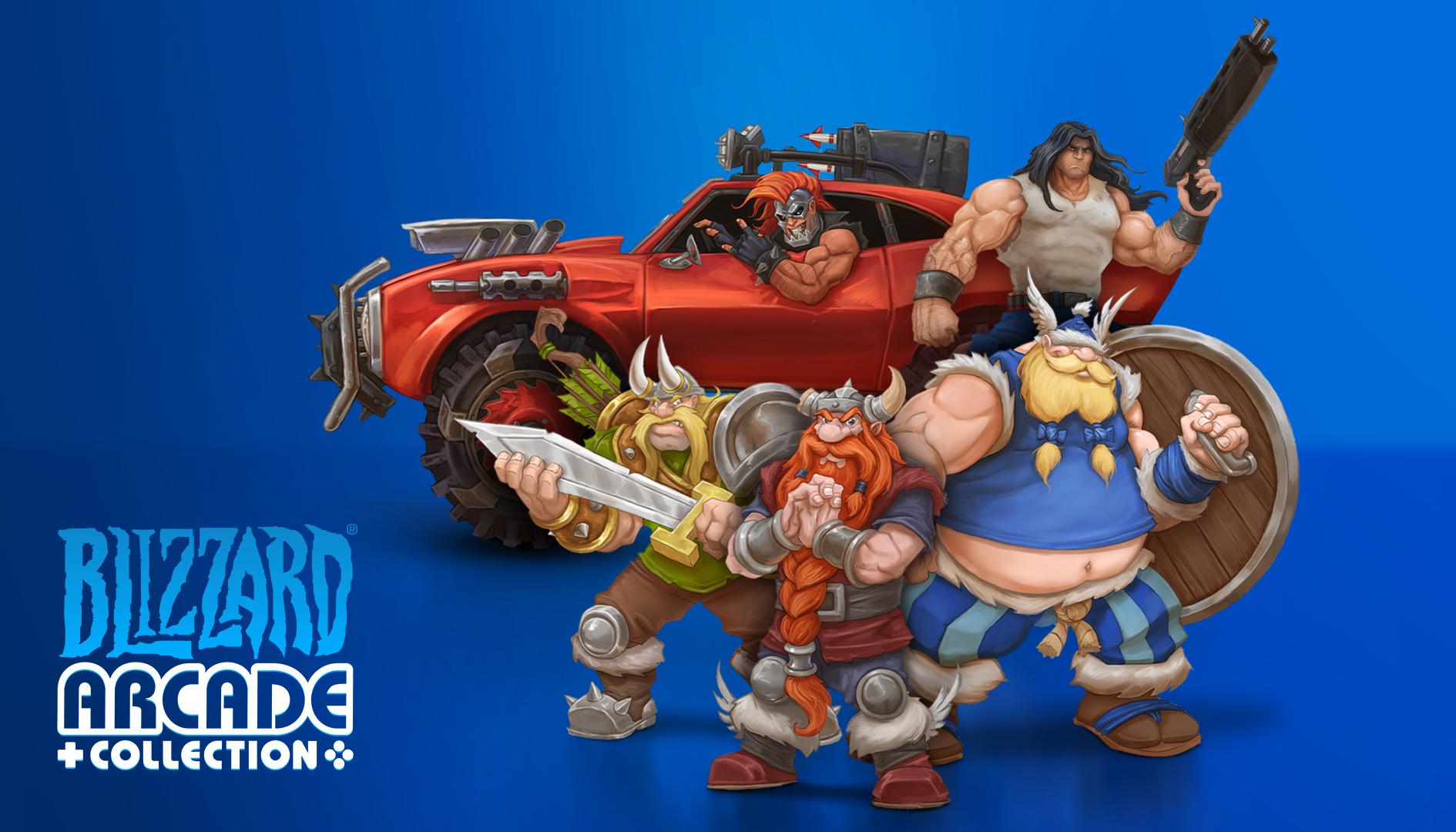 Blizzard Arcade Collection: annunciata la trilpetta di grandi classici