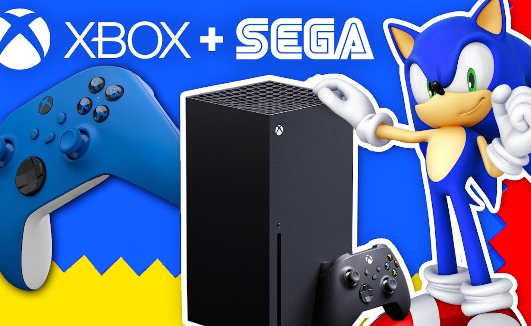 Xbox Series X/S: giochi SEGA in dirittura d'arrivo sul Game Pass?