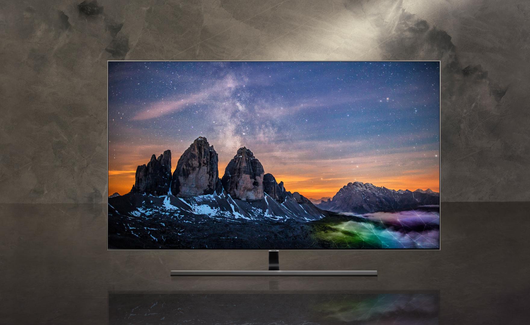 TV 8K Samsung: come funziona l'upscaling con intelligenza artificiale