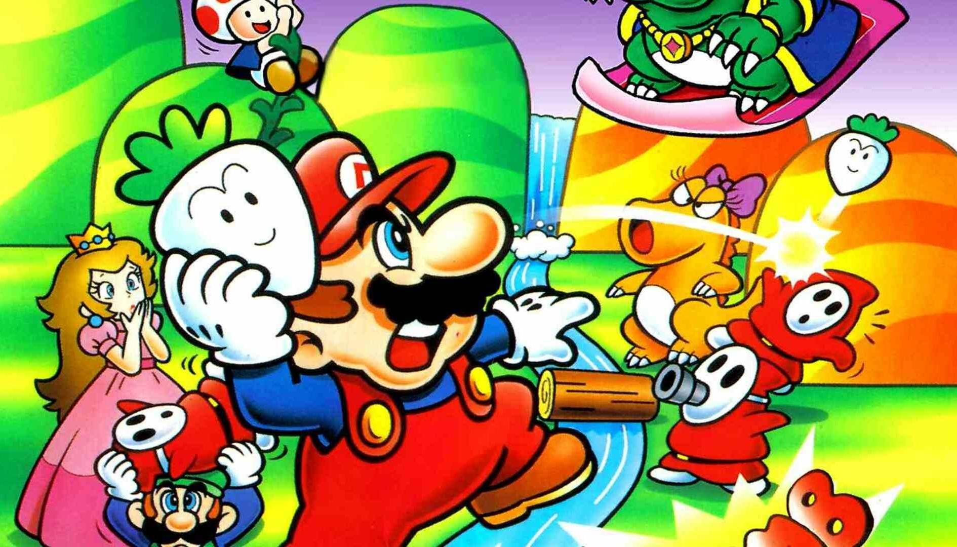 C'era una volta… Super Mario Bros 2