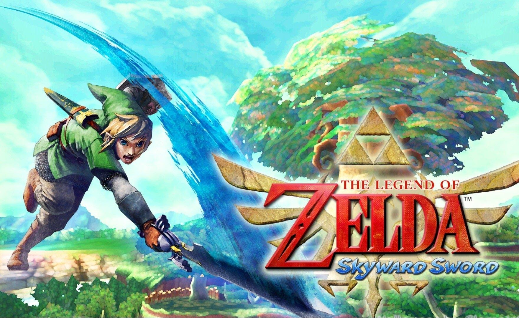 The Legend of Zelda Skyward Sword solo l'inizio, altri Zelda nel 2021?