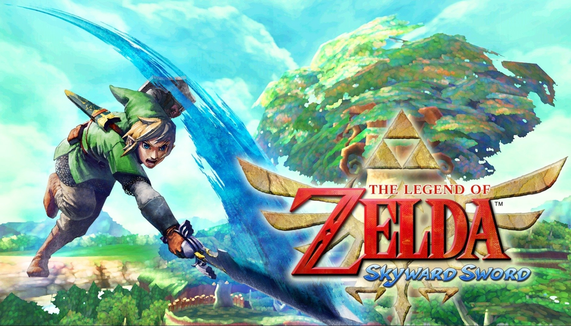 The Legend of Zelda Skyward Sword solo l'inizio, altri Zelda nel 2021?