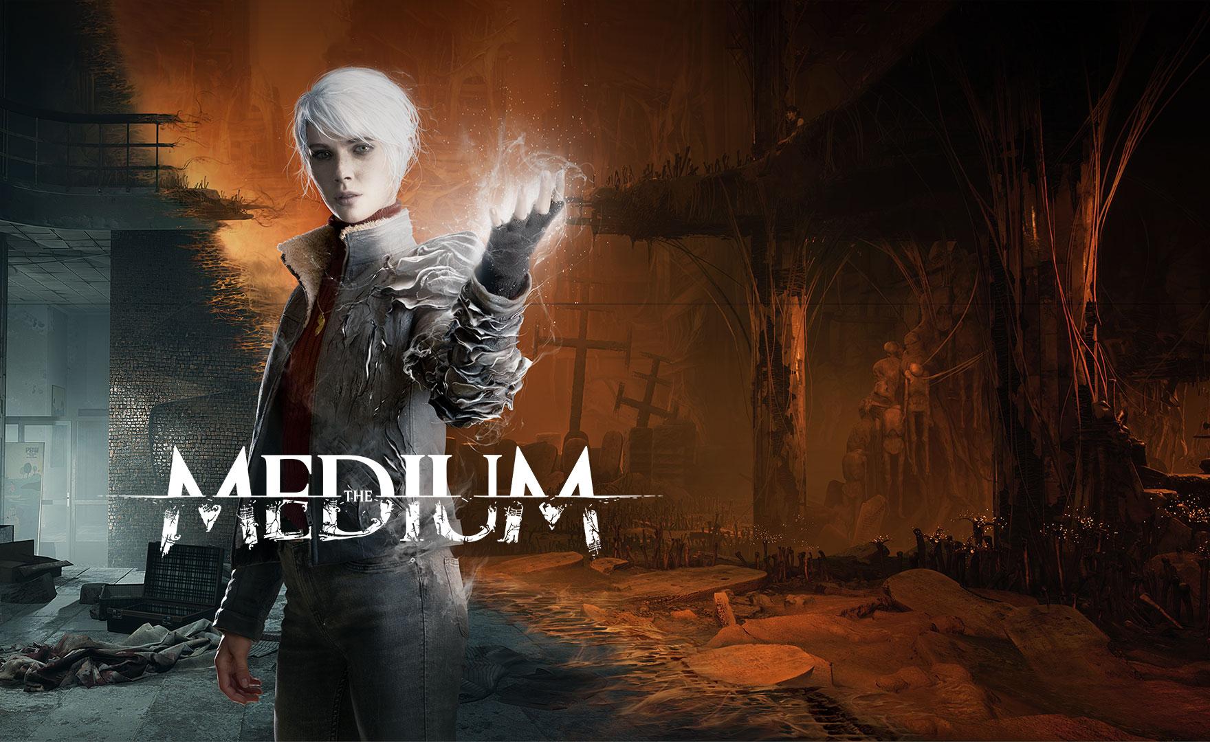 The Medium, come Xbox Game Pass sta salvando i titoli doppia A