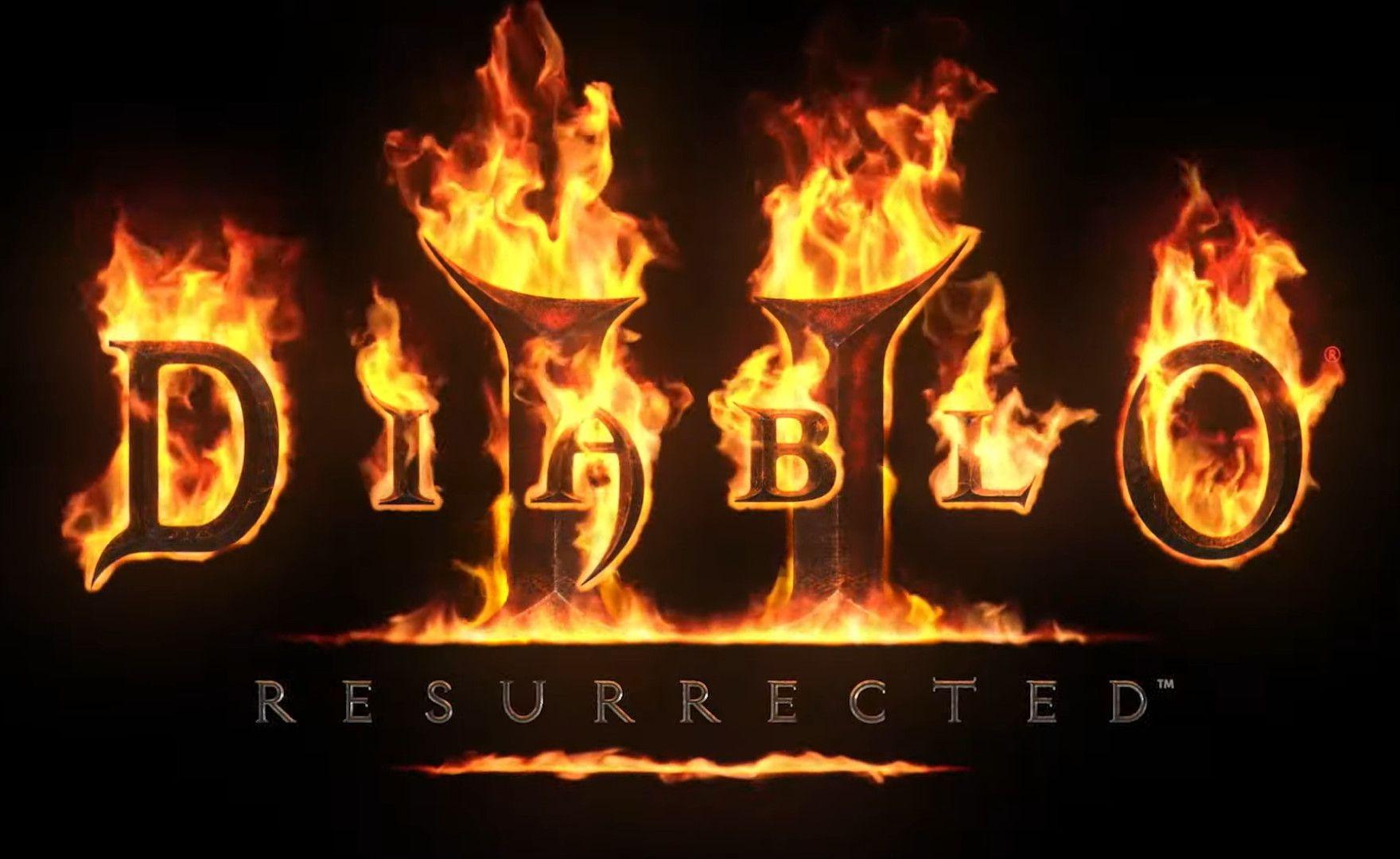 Diablo 2 Resurrected: i vecchi salvataggi saranno compatibili