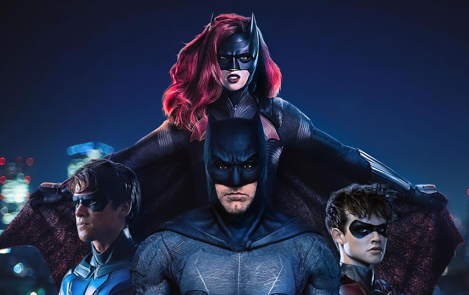 Gotham Knights rinviato, ecco quando uscirà