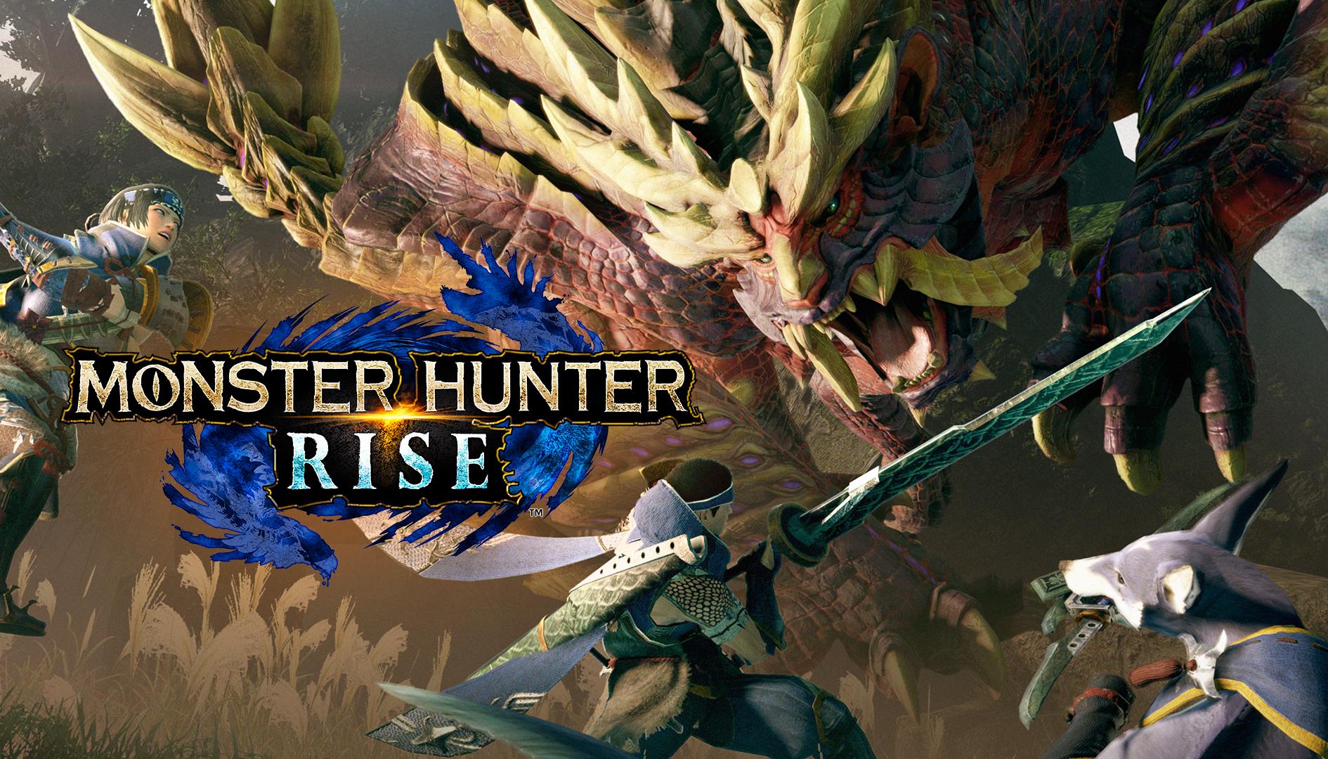Monster Hunter Rise è già un successo mostruoso!