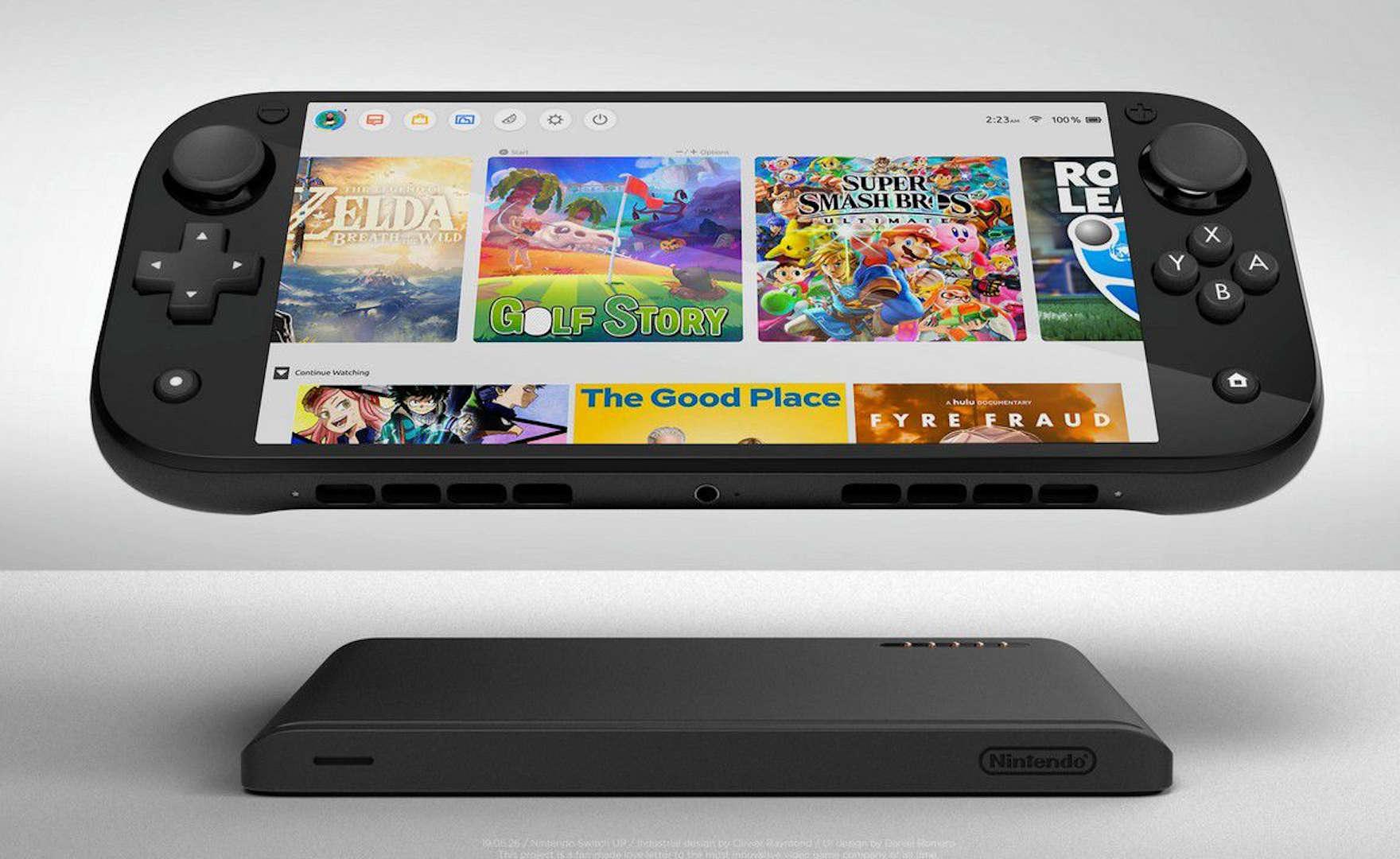 Nintendo Switch Pro e Dock 4K, indizi nel nuovo aggiornamento firmware