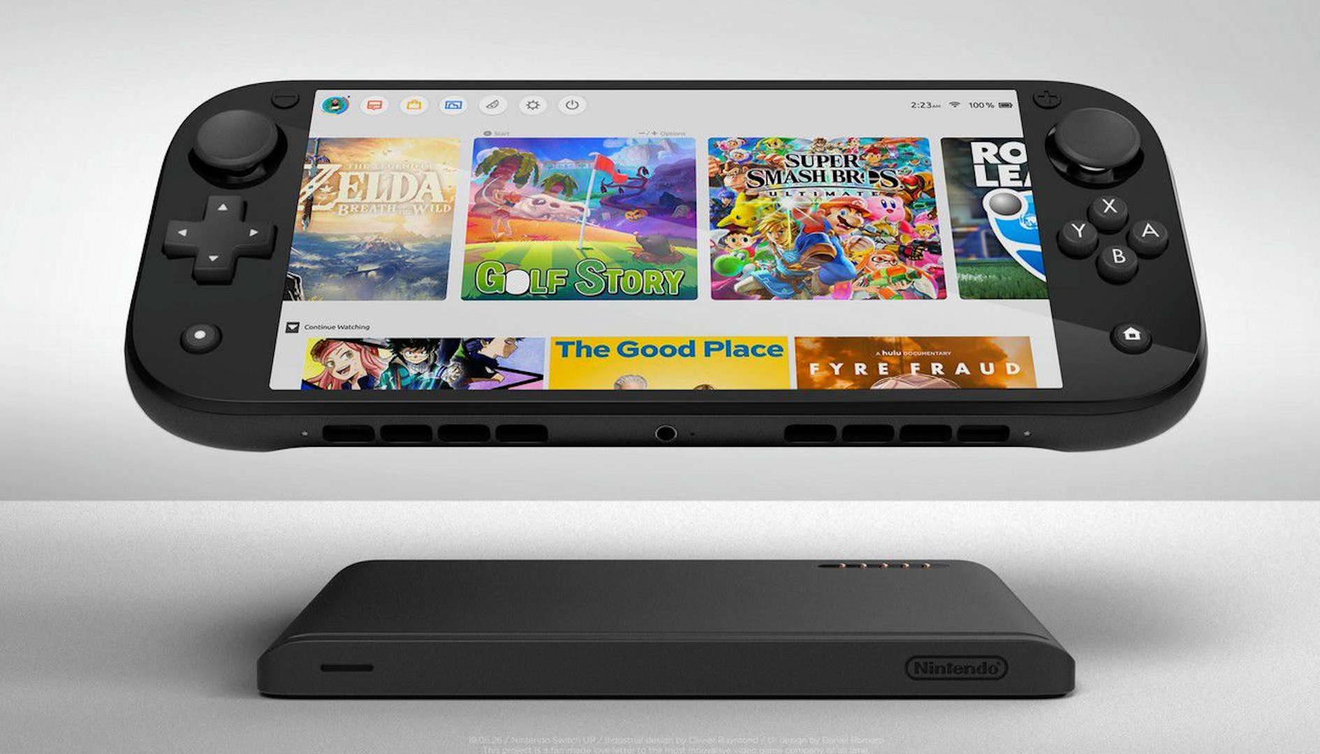 Nintendo Switch Pro: arrivano nuove conferme da Samsung?