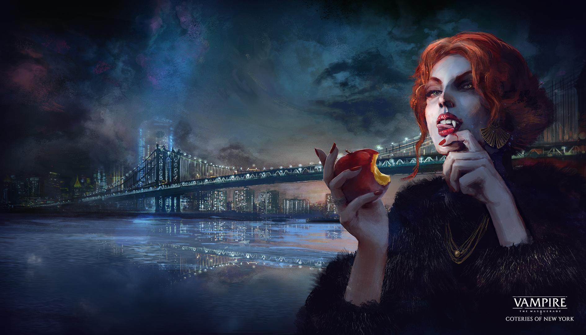 Paradox: evento a Maggio, novità su Vampire The Masquerade?