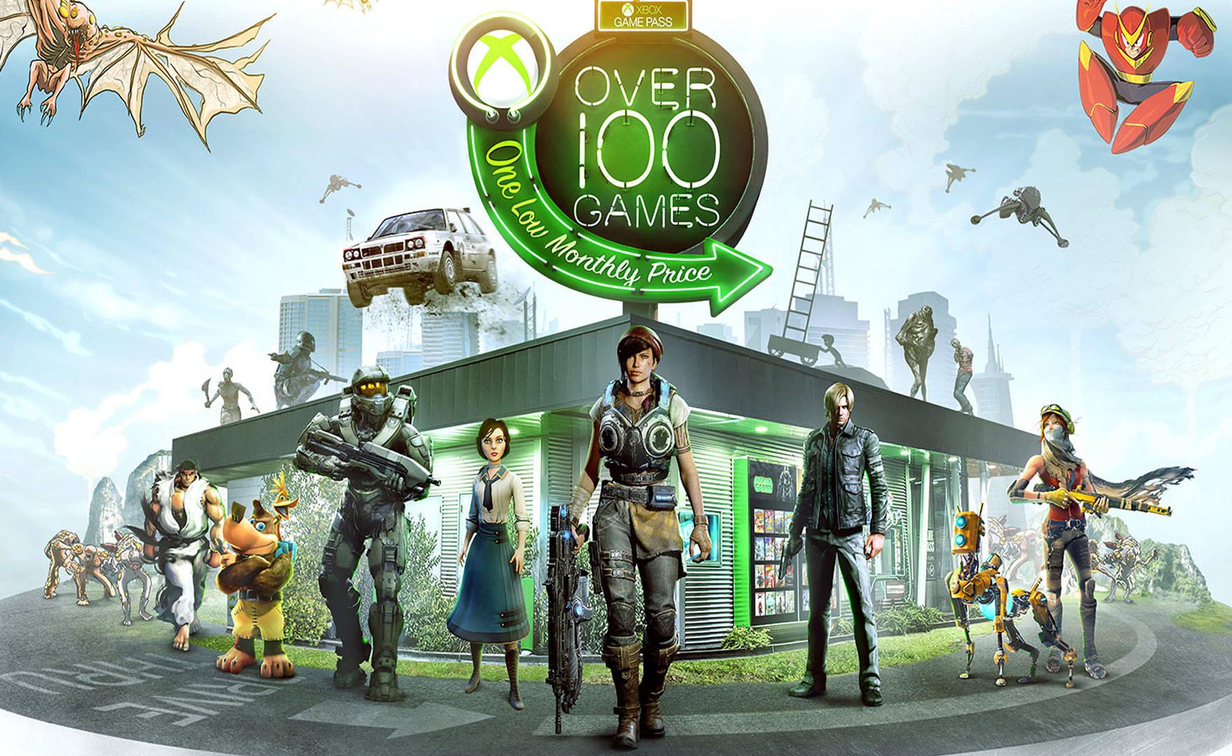 Xbox Game Pass può aiutare a riportare in vita alcuni brand
