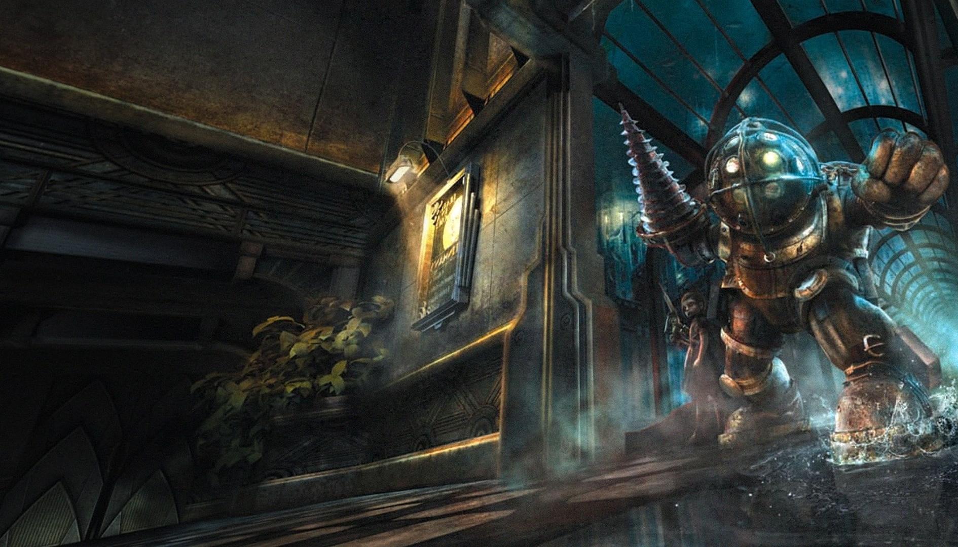 Bioshock 4 prende forma, tra open world e nuova ambientazione