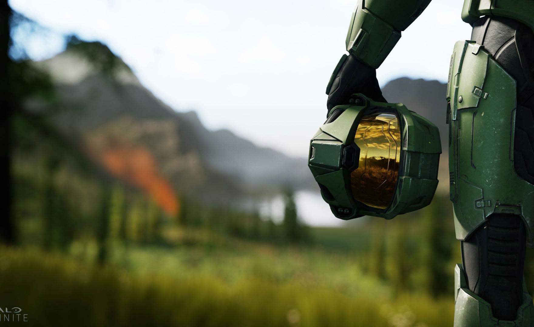 Halo Infinite su PC sembra magnifico!