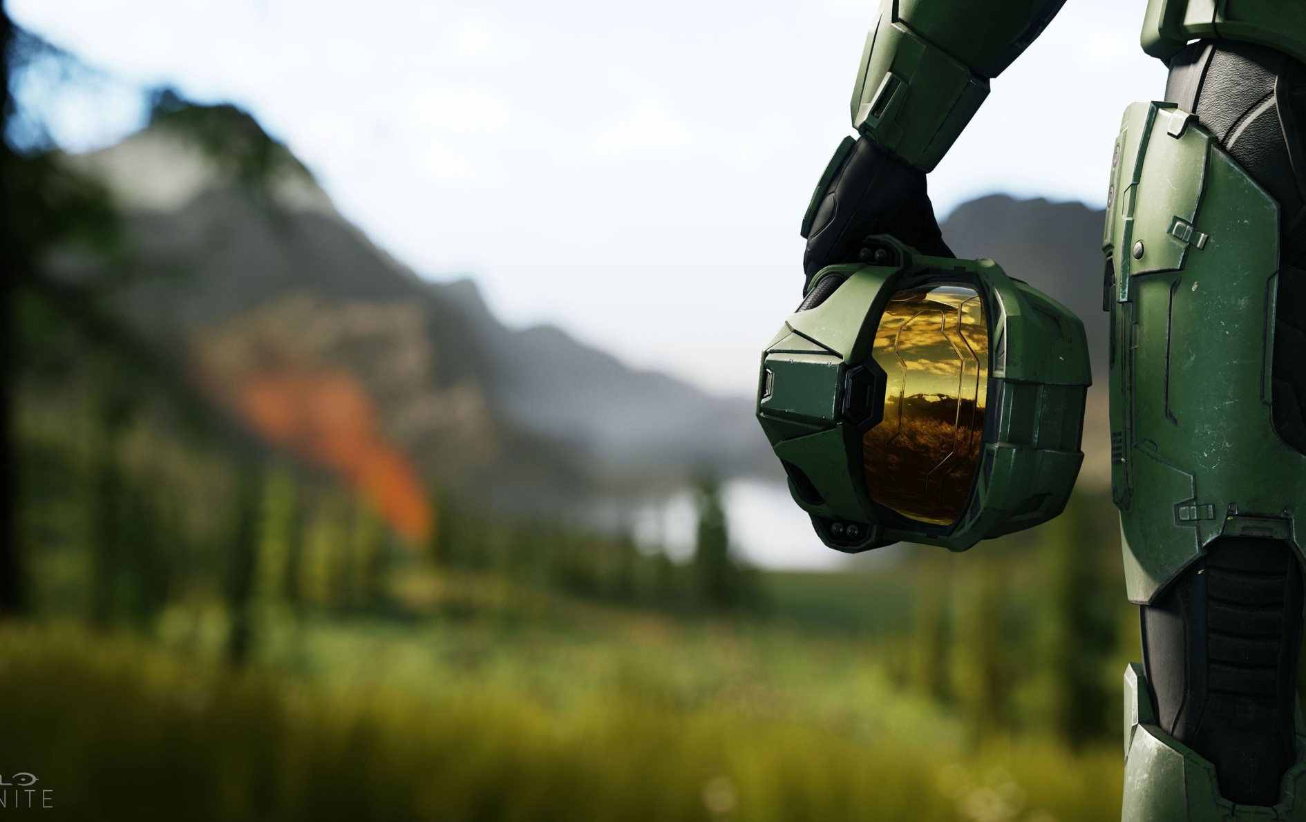 Halo Infinite su PC sembra magnifico!